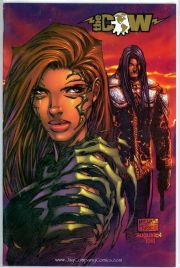 Witchblade #86 Wizard World Philly Foil Michael Turner Color Variant Jay COA